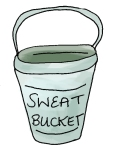 sweatbucket